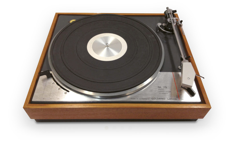 Goldring Turntable